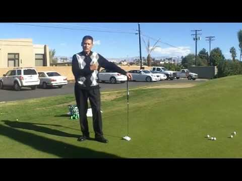 Golf Lesson -Putting and Controlling Your Distance