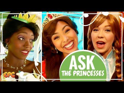 Disneyland Mother's Day | Ask The Disneyland Princesses | Meet And Greet 2017