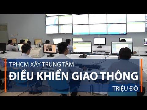 TPHCM xây trung tâm điều khiển giao thông triệu đô | VTC1 - Thời lượng: 74 giây.