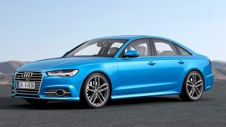 2016 Audi A6 Start Up And Review 3.0 L Turbo Diesel V6