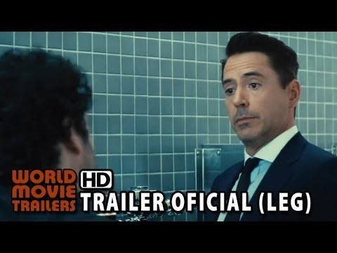 O Juiz Trailer Oficial 1 (2014) - Robert Downey Jr. HD
