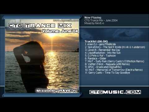 CTG Music Trance Mix – June 2004