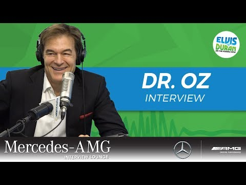 Dr. Oz Explains Dog The Bounty Hunter's Mental And Physical Health | Elvis Duran Show