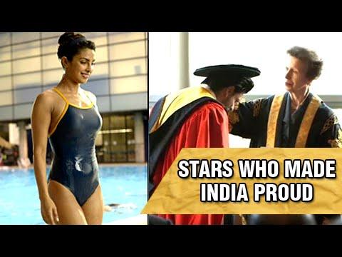 Salman Khan, Shahrukh Khan, Priyanka Chopra And Ce