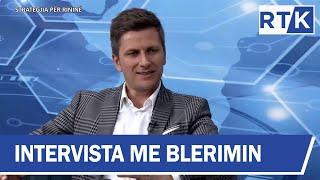 Intervista me Blerimin - Strategjia për rininë 02.04.2019