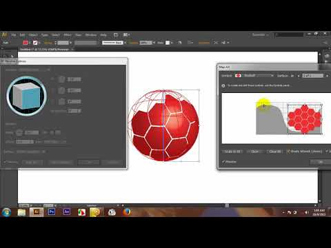 Design Logo Football Creative Logo Design Tutorial In Adobe Illustrator