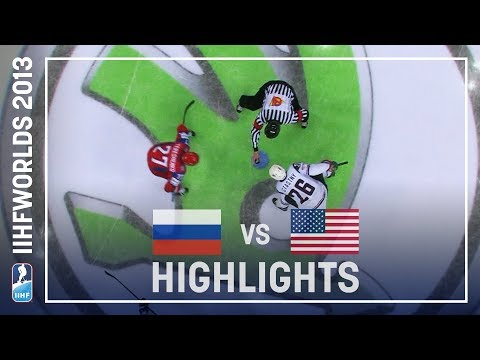 USA - The U.S. had never scored more than five goals against the Russians in either the World Championships or the Olympics. The record is now eight, after an impr...