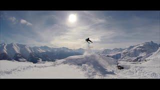 Bettmeralp Switzerland  city images : Skiing Winter 2015 - Bettmeralp, Switzerland