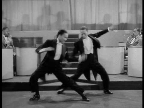 Nicholas Brothers. The greatest dance sequence.