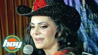 Maribel Guardia nos explicó las razones por las que ya no asitirá nunca más a ninguna ceremonia en honor a Joan Sebastian. Escucha lo que dijo exactamente.SUSCRÍBETEhttp://bit.ly/XLBK1rVe más de HOYhttp://bit.ly/1o3L1FzNo te pierdas HOY de Lunes a Viernes 1PM/12C por UnivisionVisita el sitio oficial : http://www.univision.com/shows/hoyEncuentra lo mejor de tus programas favoritos de Univision, diviértete con Despierta América, no te pierdas las exclusivas de El Gordo y La Flaca, los chismes de Sal y Pimienta y mucho más.