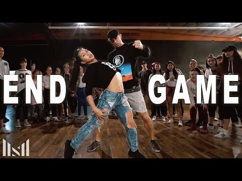 Video END GAME - Taylor Swift ft Ed Sheeran Dance | Matt Steffanina ft Trinity download in MP3, 3GP, MP4, WEBM, AVI, FLV January 2017