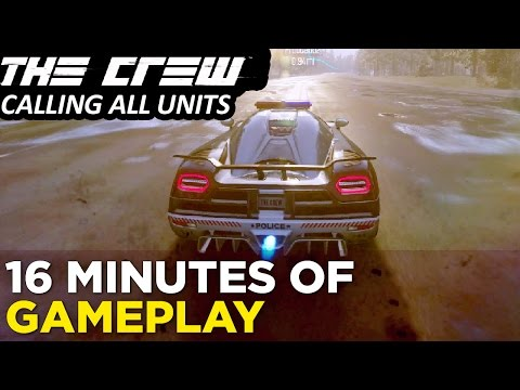 16 minutes of the crew calling all units cops vs criminals gameplay free video and related. Black Bedroom Furniture Sets. Home Design Ideas