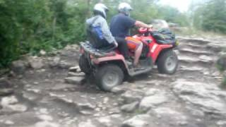 4. polaris sportsman 500 efi touring