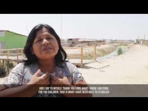 Voces de nuestra gente - Brigadista de la plataforma Los Polvorines