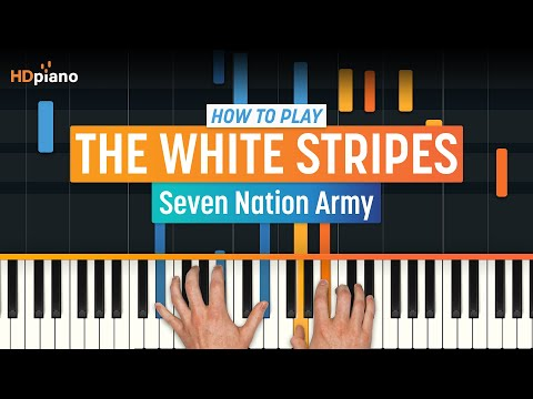 "How To Play ""Seven Nation Army"" By The White Stripes 