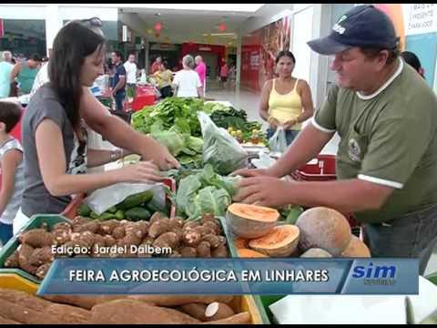 Feira Agroecológica em Linhares