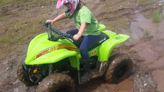 2. Arctic Cat 90 2 Stroke