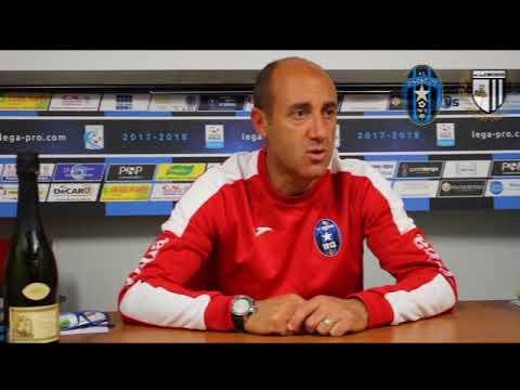 Preview video Pre gara Bisceglie - Sicula Leonzio