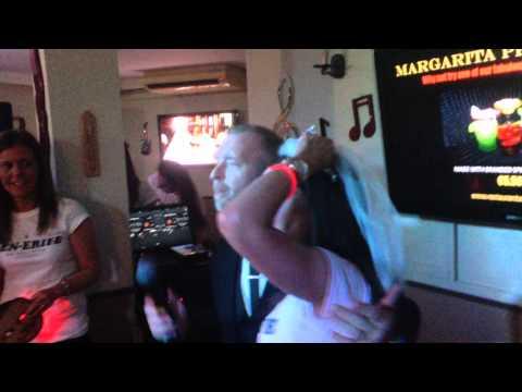 Tony Kay Tenerife - Gary Barlow Tribute - A Million Love Songs - Restaurante Margarita - 15/2/15