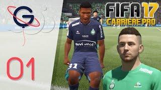Video FIFA 17 : CARRIÈRE PRO FR #1 - Vers une légende ! MP3, 3GP, MP4, WEBM, AVI, FLV Agustus 2017