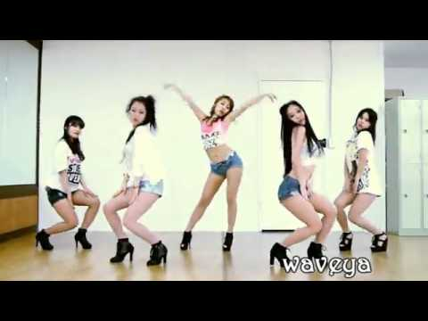 신동의 심심타파 - T-ara N4 Areum  Freestyle Rap - 티아라엔.mp(24) (видео)