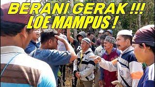 Download Video BERANI GERAK !!! LOE MAMPUS ! Sengketa tanah warga VS perusahaan MP3 3GP MP4