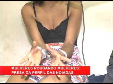 [RONDA GERAL] Mulheres são detidas acusadas de assaltar mãe e filha, no Centro do Recife