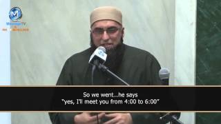 Exposed Aamir Khan Meeting Maulana Tariq Jameel Hajj 2012 - Junaid Jamshed Bayan