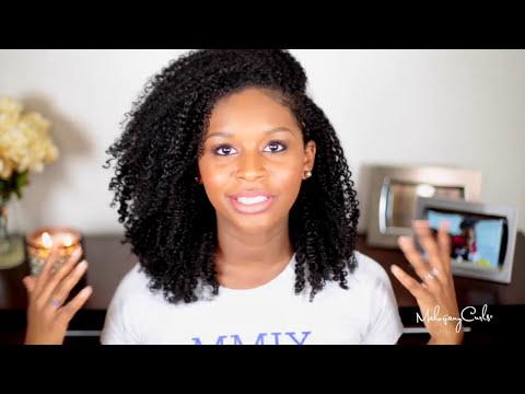 My Nighttime Hair Routine +Demo