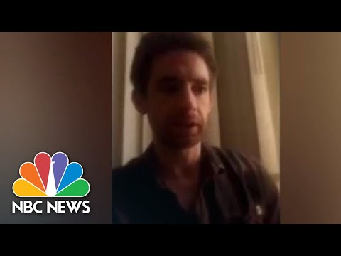 Thousand Oaks Bar Shooting Witness Describes His Escape From The Scene   NBC News
