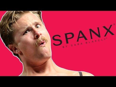 Men Try On Spanx