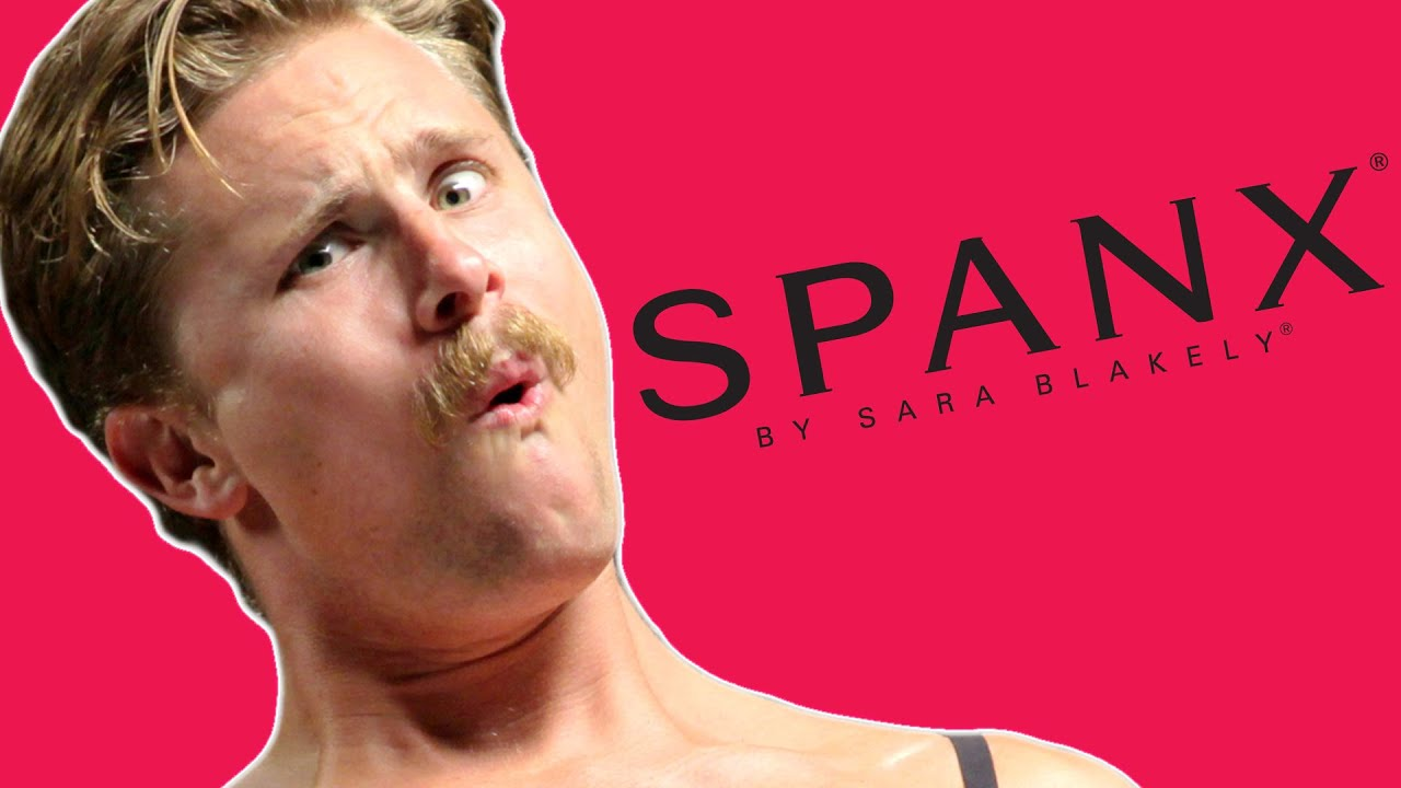 Men Try Spanx. Hilarity Ensues.