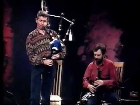 pipes - Richard Parkes from Newtownards, Co.Down on bagpipes, and Trevor Stewart from Belfast on Uilleann Pipes, playing a hornpipe called Jimmy Blue, followed by a ...