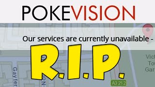 Pokemon GO Update POKEVISION SHUT DOWN! POKEMON GO IS RUINED? by Verlisify