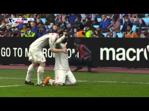 FIFA 16 - Liverpool Return To Glory Part 13: Against Roma!