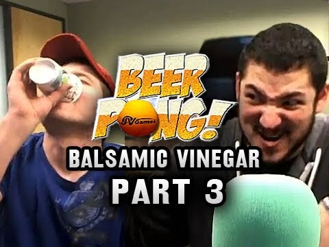Balsamic Vinegar Beer Pong Part 3 w/ Nova , Immortal & Kootra (Stream Highlights)