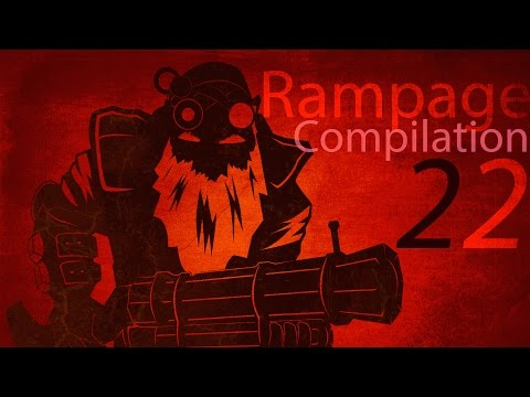 Dota 2 Rampage Compilation Ep. 22 Ultra HD