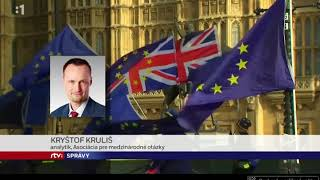 Dohodu o brexite prerokuje britský parlament