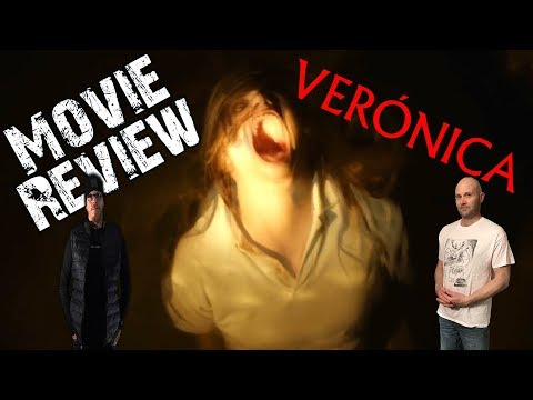 VERONICA (2018) Netflix Horror Movie review - This is a must see movie!!