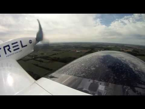 Volar con Electricidad