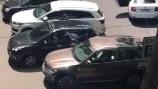 Разбойное нападение в Одессе