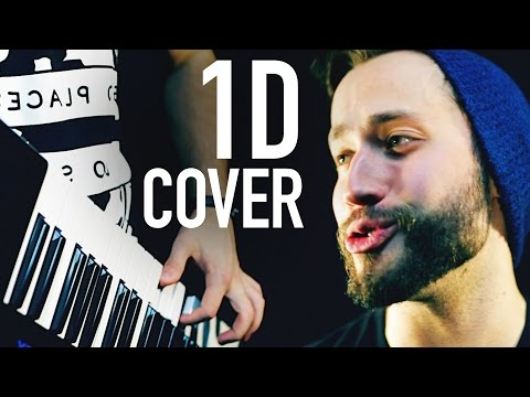 """One Direction  """"What Makes You Beautiful"""" Cover by Jonathan Young"""