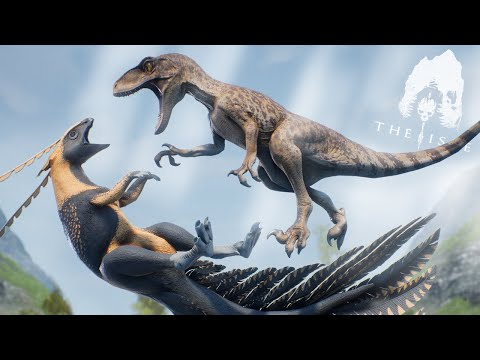 The Little Dino That Could!!! - The Isle