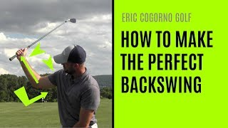 Video GOLF: How To Make The Perfect Backswing - Right Arm MP3, 3GP, MP4, WEBM, AVI, FLV Oktober 2018