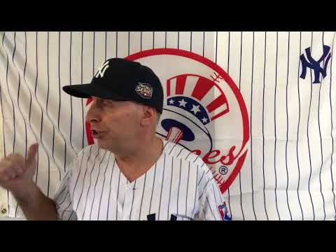 The NY Yankees Locker Room with Vic DiBitetto: Dawn of a New Day | VicDibitetto.net
