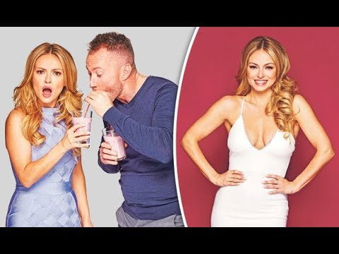Ola and James Jordan: Losing weight has BOOSTED our sex life