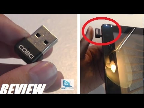 REVIEW: COBO C2 USB Fingerprint Scanner for PC