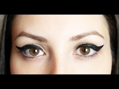 Sanfilippo Wing it! Sanfilippo Wing it! Eyeliner Thin Stamp Black