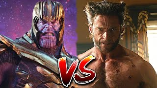 Video Marvel Characters Who Would ABSOLUTELY CRUSH Thanos MP3, 3GP, MP4, WEBM, AVI, FLV Mei 2019