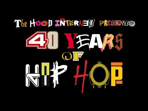 A Tribute to 40 Years of Hip Hop